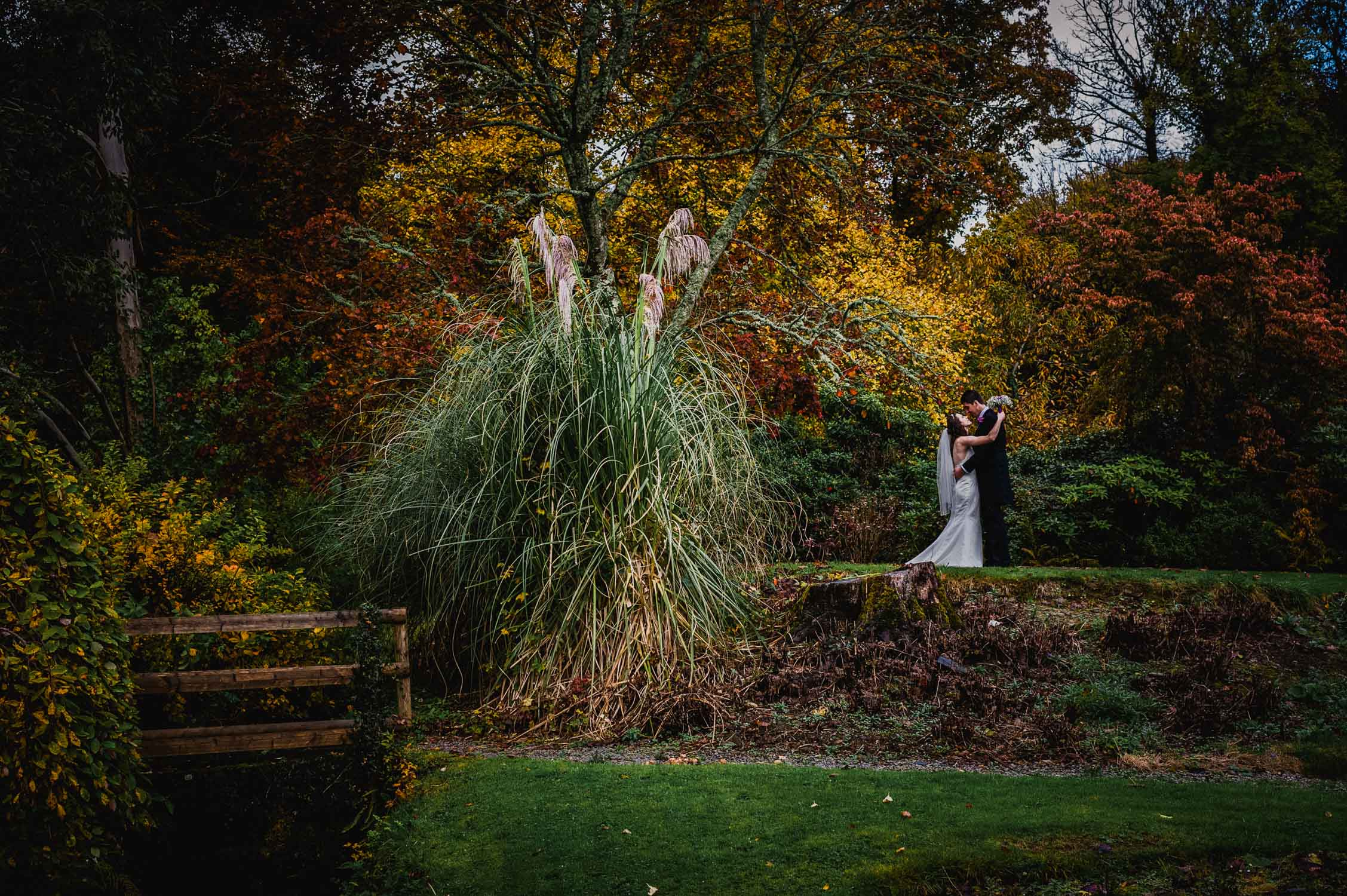 Wedding Photography At Lewtrenchard Manor In Devon