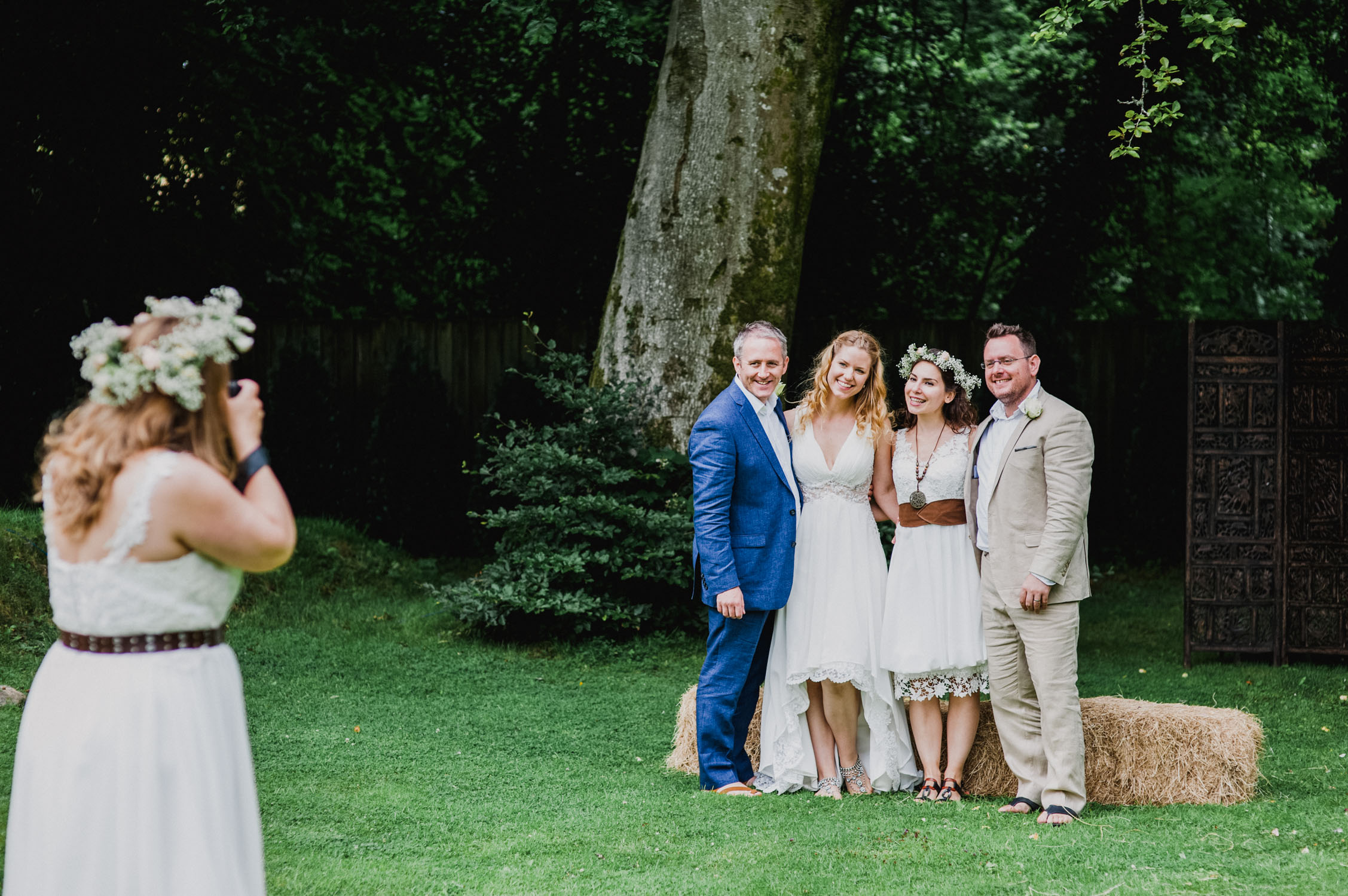 Dartmoor Wedding Photography At Whitelady House Lea Amp Craig